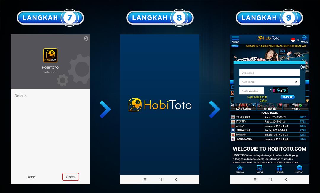 Bandar Togel Online Agen Judi Dingdong Terpercaya Hobitoto